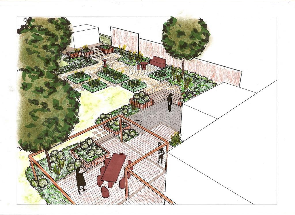 Passion jardin etude et conception de jardin for Conception de jardin pdf